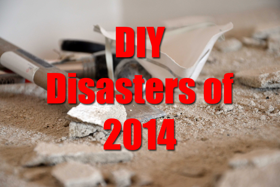 Hilarious Diy Disasters Of 2014 Home Improvement Ideas